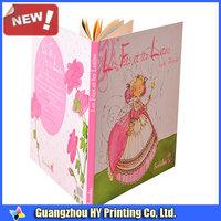 Creative design printed kids colouring books