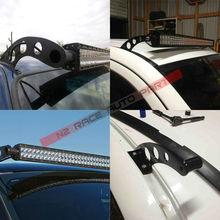 stainless steel F150 roof brackets for light bars