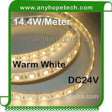 China manufacturer high intensity 72watt 3000K outdoor flexible led