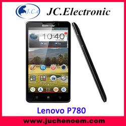 5.0 Inch 1280 x 720 IPS MTK6589 quad core 1.2GHz Multi language 1GB RAM 4GB ROM Smart Android Phone 4.2 Lenovo P780 Smartphone