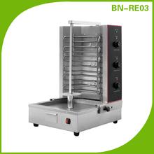 Fábrica máquina churrasqueira elétrica espeto