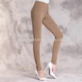 Nuevo sencillo el último diseño de la oficina pantalones, Para mujer de tres pantalones trimestre