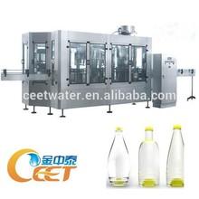 3-in-1 Bottle Washing filling