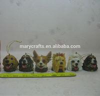 Resin miniature animal figurines/figures