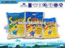 sunny powder detergent formulations hand wash detergent powder 4kg 5kg 9kg bag
