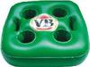 Inflatable PVC floating drink holder
