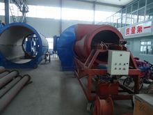 Retirada de ruedas de camiones de la máquina/planta/equipo