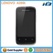 Ebay China Lenovo China Phone GSM Quad Bands Android Phone 3.5 inch Original Android Dual SIM Card Smartphone Lenovo A269i