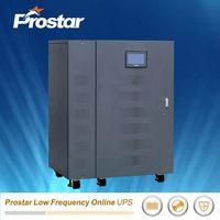 UPS with Advanced Battery Management, Generator Compatible, IGBT Inverter Design 15KVA