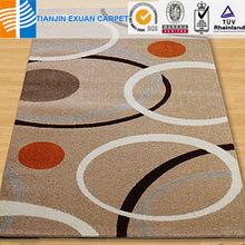 Home use jacquard plush carpet