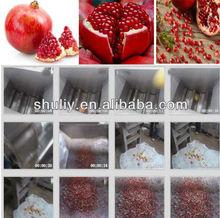 2014 High Quality pomegranate extract Ellagic Acid and Punicalagins-pomegranate peeling machine/ 0086-15838061759