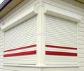 Aluminium Window Shutters for Swing Windows Factory