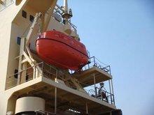 Ce Certificated Life Boat Gravity Davit