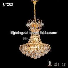antique luster ceramic crystal pendant lightings