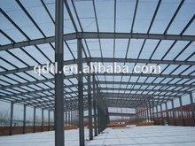 Prefab Steel Warehouse steel space frame steel structure