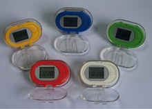 hot selling multifunction fitness wristband stopwatch pedometer for activity promotion