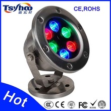 6w 7w outdoor led water light ip68 LED underwater