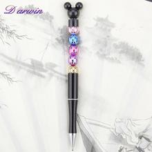 Promotional item plastic cartoon ball pen items of fancy stationery