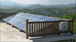 4KW Intelligent Home Use Off Grid Inverter charger and solar charger controller