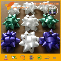 2014 China Supplier ribbon bow/panda ribbons/satin ribbon roses flower for wedding decoration
