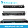 Colordreamer disco light dmx controller RJ45 8*512 16*512 LED Edit software Madrix software