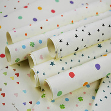 Prefessional Customized 80g Gift Wrapping Paper