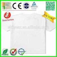 New design cheap modern custom-made cut and sew t-shirt factory