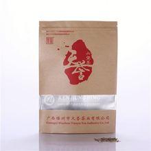 Alibaba Hot Sales Clear Window Zip Lock Paper Bag Packaging