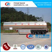 50000L aluminum trailers fenders,alloy tank trailer,folding aluminum trailers