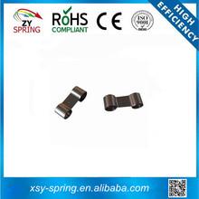 twin coil motor brush springs for Motor Carbon Brush to Provide Pressure to Motor Commutators