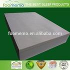 3 layer latex memory foam mattress talalay latex mattress