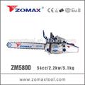 Zomax ZM5800 motosierra motosierras