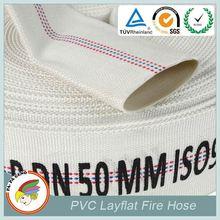 150mm pvc fire hose style 13 bar