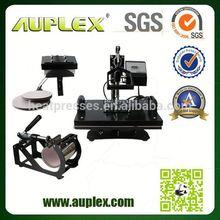 Lowest Cost Digital multifunctional 8 in 1 heat press machine