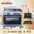 110V electric commercial range