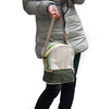 Double Insulation Multi-functional Portable Bag Picnic Cooler Bag Durable Lunch Bag
