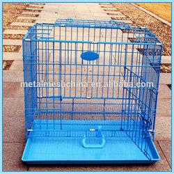Standards size metal dog cage for sale