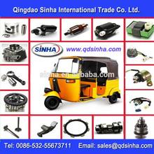 4-stroke BAJAJ CNG 3 Wheeler Spare Parts