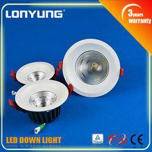 Christmas sale! LED Down Light TUV CE SAA Approval led light down lamp 9W 11w 15W