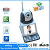 Indoor home mini robot Tean-1010 3g gsm vedio IR night vision 720p Onvif indoor ip camera
