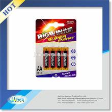 rocket lr6 alkaline aa battery