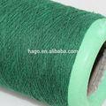 Nm 10 ( ne 6 s ) oe regenerada barato hilado mezclado de lana de alpaca perú para máquina para hacer punto guantes