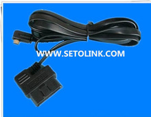 2014 HIGH QUALITY 90 DEGREE OBDII 16 PIN FLAT CABLE J1962, WITH MINI USB CONNECTOR