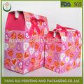 China online-shopping moderne heißer verkauf karton-verpackung