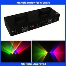 4 lens 360mW stone mountain laser show