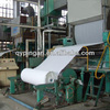 Toilet tissue cutting machine and equipment,Paper roll machine and napkin machine