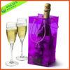 China Wholesale PVC bag/ PVC ice bag for cooling wine/PVC wine bag
