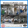 Small area occupancy and wide usage cube pellet machine for wood chips