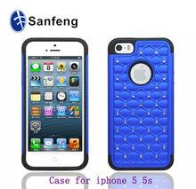 full star defender diamond case for iphone 5 5s 5g