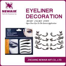 HOT Sale Eyeliner Eyes Makeup/ Double Eyelid Instant Strips Stickers